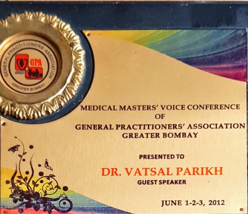 Medical Masters Voice Conference of General Practitioners Association Greater Bombay