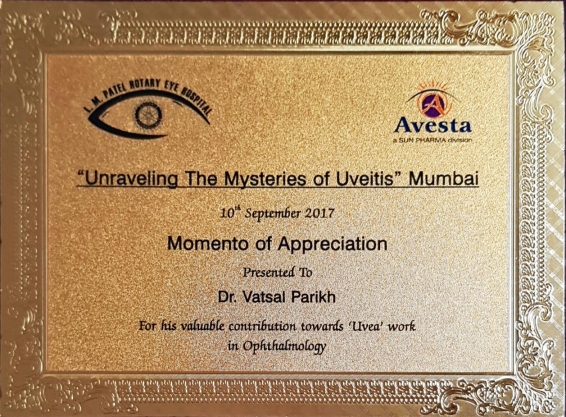 Unraveling The Mysteries Of Uveitis (Moment of Appreciation)