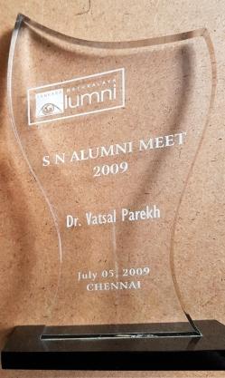 SN Alumni Meet 2009