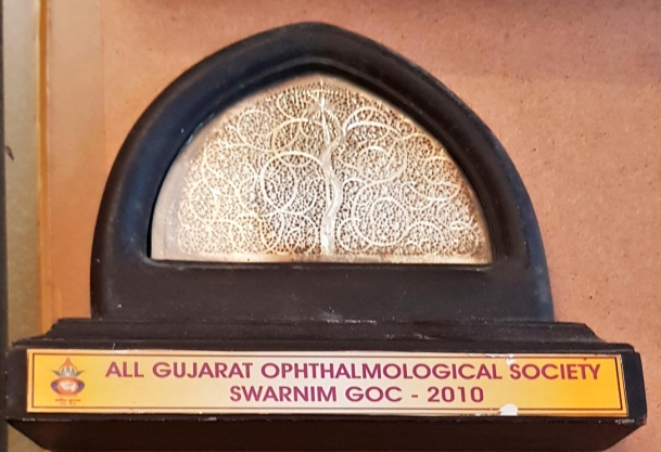 All gujrat Opthalmological Socity 2010